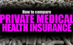 What to look for when comparing private medical health insurance?