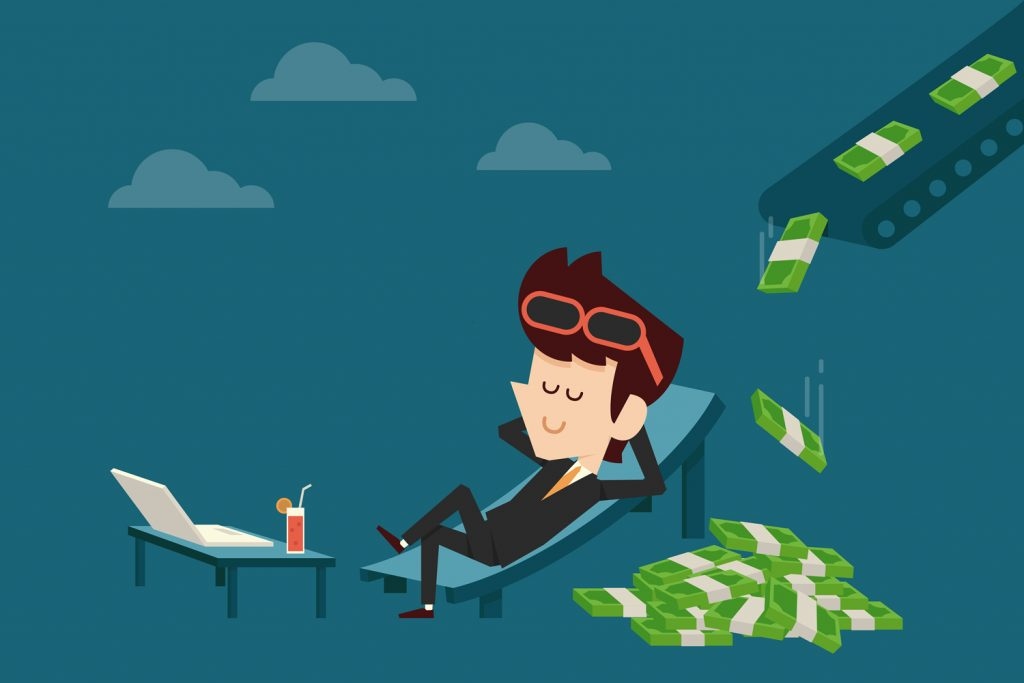 How Hard is it to Earn Passive Income?