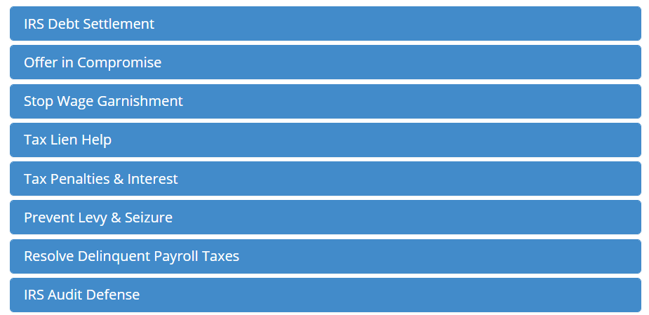 List of services that community tax offers