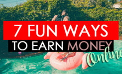 7 Fun Ways to Earn Money Online