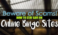 Beware of Scams! How to Stay Safe on Online Bingo Sites