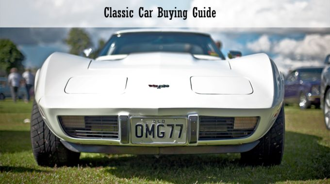 What you should look out for when investing in a classic car